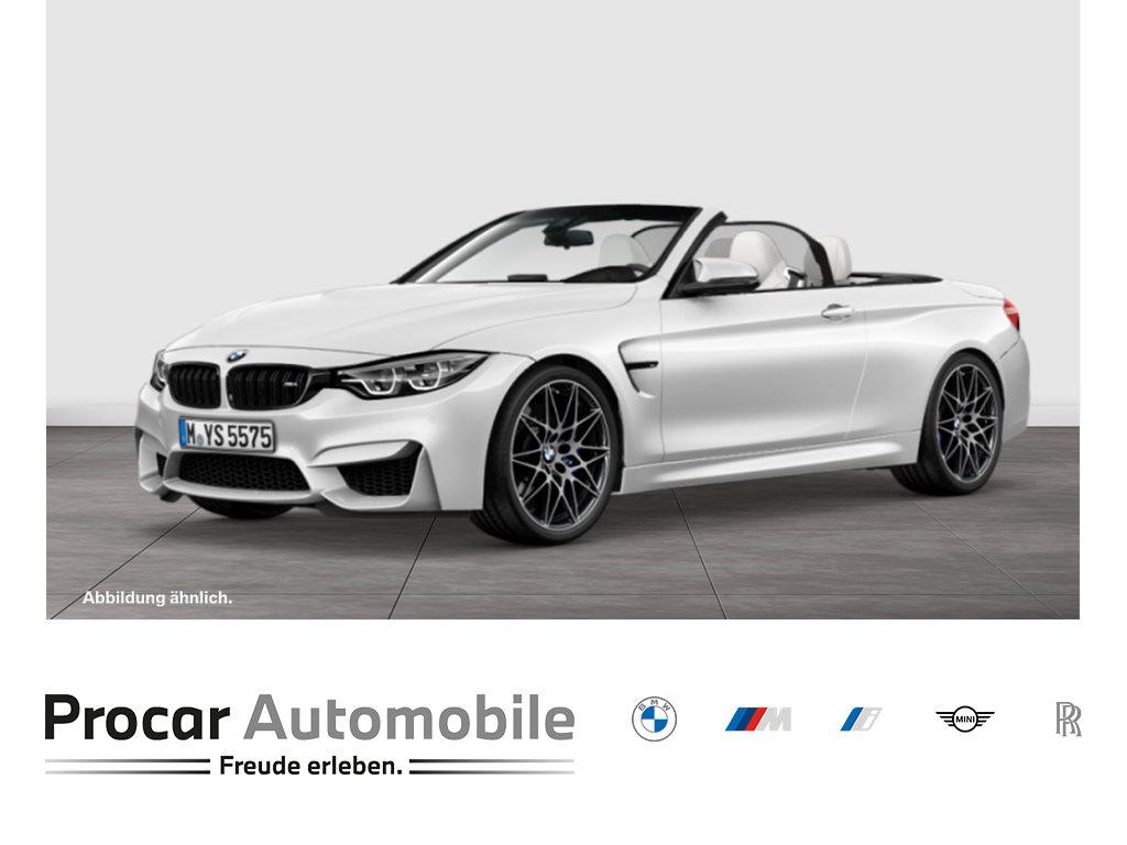 BMW M4 Cabrio Competition DKG Head-Up DAB H/K RFK, Jahr 2018, Benzin