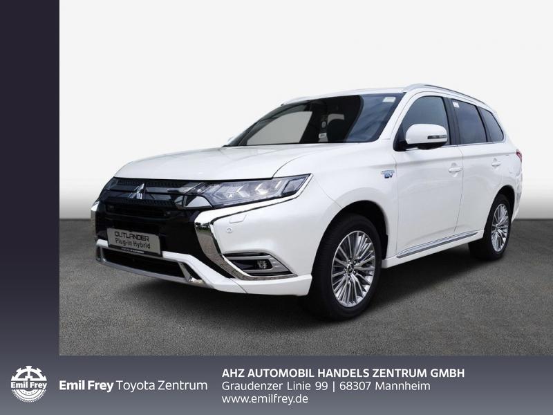 Mitsubishi Plug-in Hybrid Outlander 2.4 Spirit Plus, Standheiz,360°, Jahr 2021, Hybrid