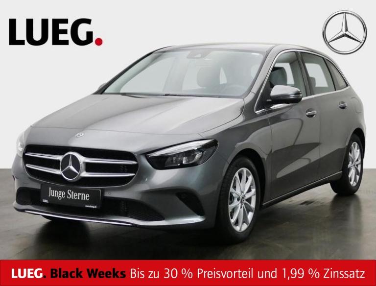 Mercedes-Benz B 250 Progressive+MBUX+NavPrem+LED-HP+Totw+360°+, Jahr 2019, Benzin