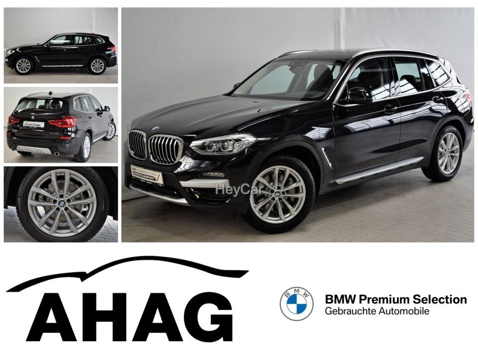 BMW X3 xDrive30i xLine AT Innovationsp. Aut. EDC AHK, Jahr 2020, Benzin