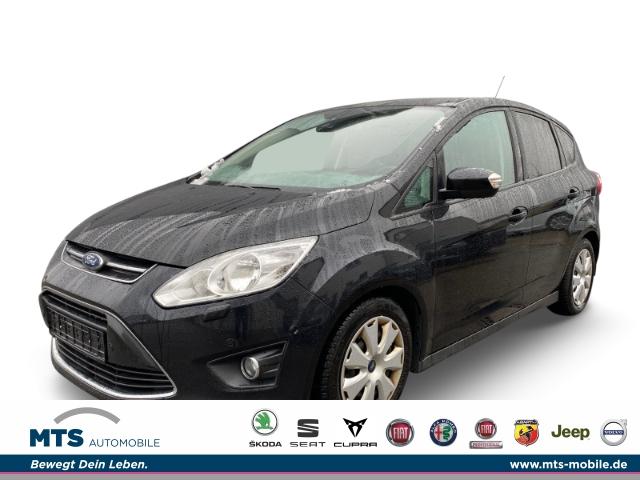 Ford C-Max Business Edition 1.0 EcoBoost Navi Parklenkass. PDCv+h Beheizb. Frontsch. Multif.Lenkrad, Jahr 2014, Benzin