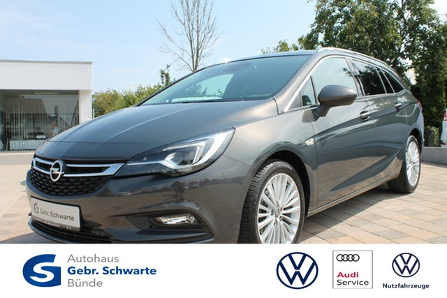 Opel Astra K Sports Tourer 1.4 Turbo Innovation LED+Navi+Klima, Jahr 2017, Benzin