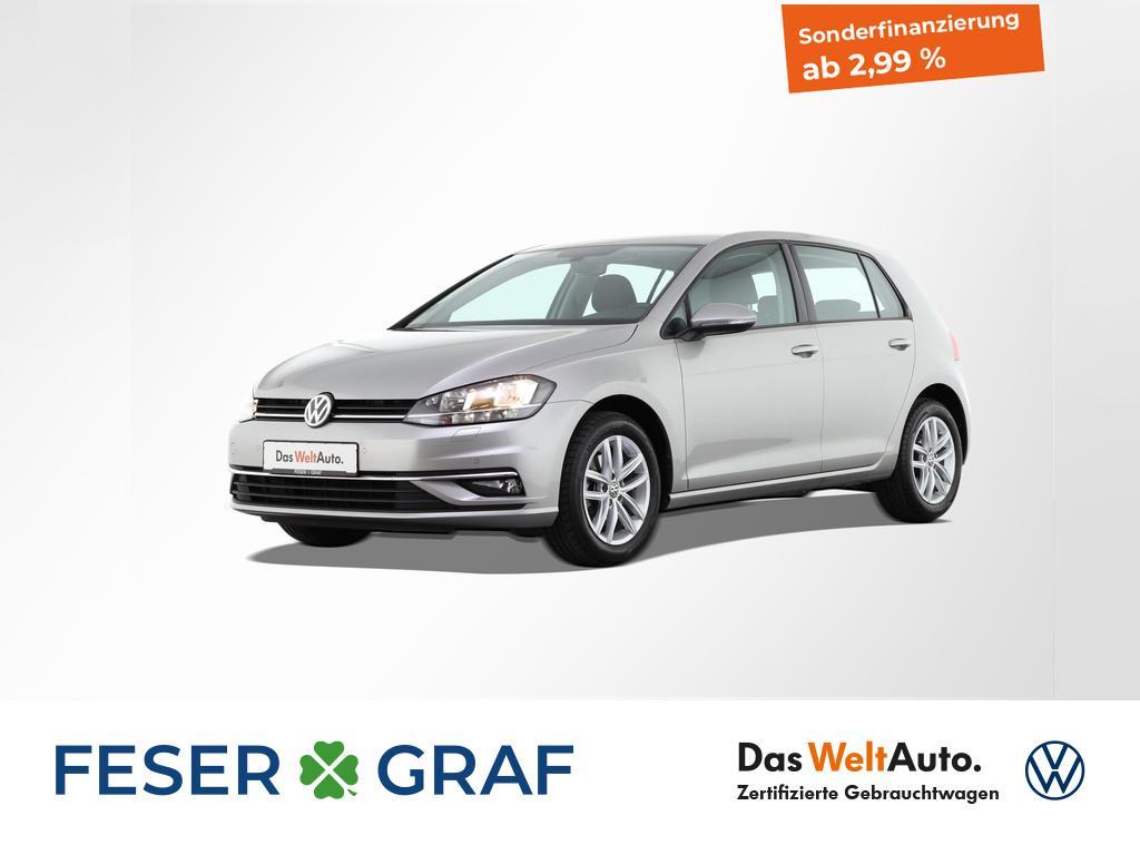 Volkswagen Golf 1.6TDI Comfortline Navigation ParkPilot, Jahr 2017, Diesel