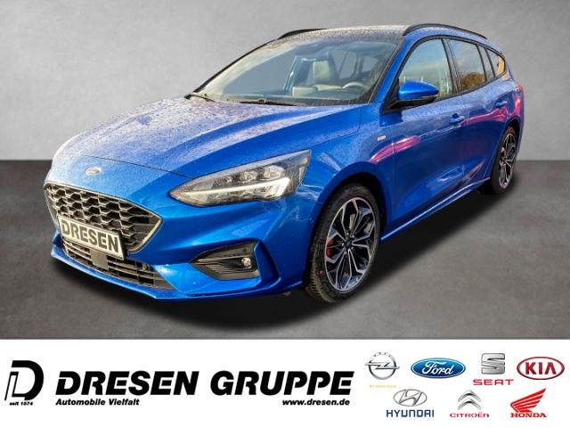 Ford Focus Turnier ST-Line 1.5 Automatik+Panorama+ACC, Jahr 2020, Benzin