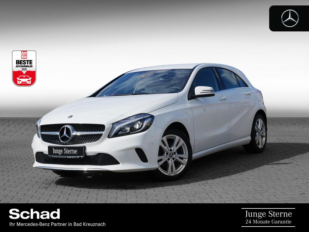 Mercedes-Benz A 220 d ++URBAN+LED+NAVI+PDC+SHZ+BUSINESSPAKET++, Jahr 2017, Diesel