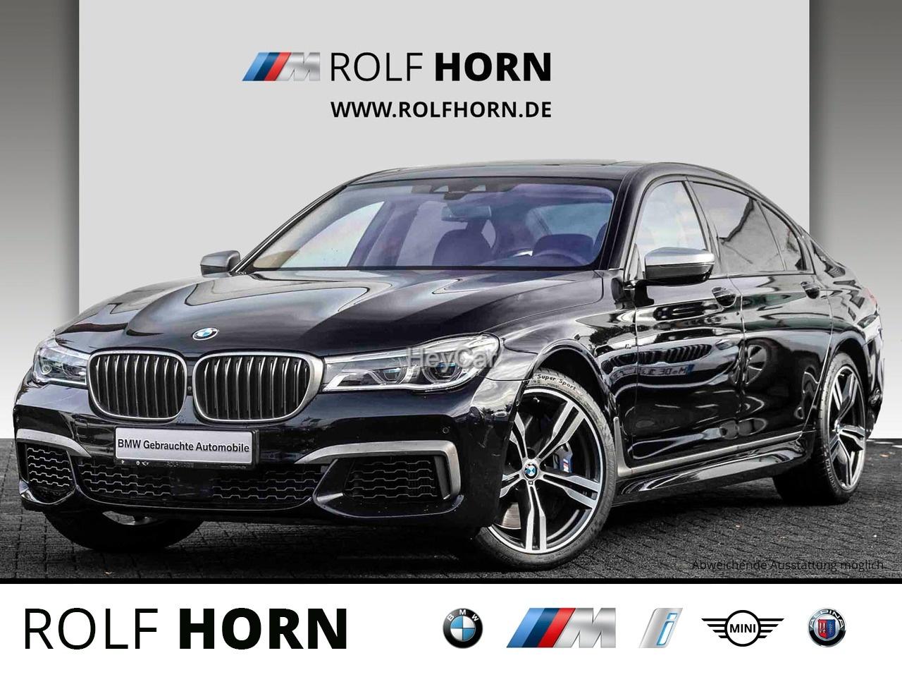 BMW M760Li xDrive Aut. Pano HUD Laserlicht Navi RFK, Jahr 2017, Benzin