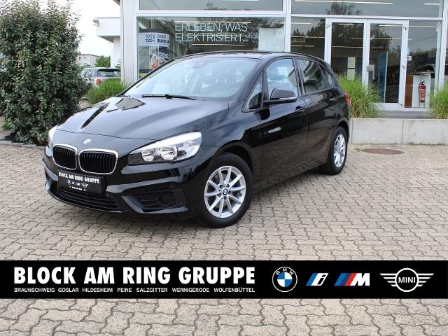 BMW 218i Active Tourer KLIMA ALU, Jahr 2017, Benzin