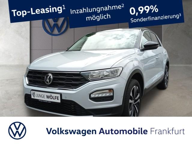 Volkswagen T-ROC 2.0 TDI DSG IQ.DRIVE Einparkhilfe Navi Leichtmetallfelgen T-ROC 2.0 CL DT110 TDID7F, Jahr 2020, Diesel