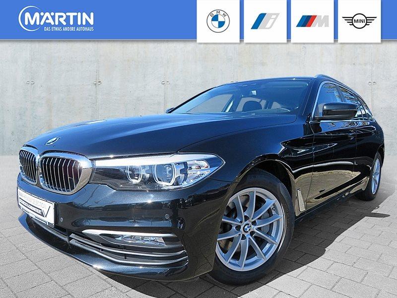 BMW 525d Touring *WLAN*Navi Prof.*Klimaaut.*Shz*PDC*, Jahr 2018, Diesel