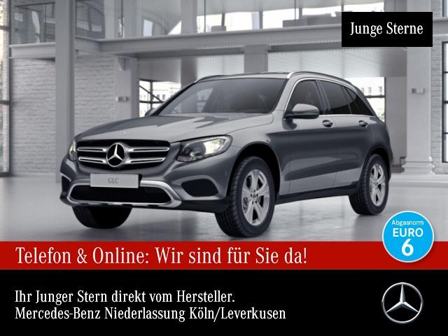 Mercedes-Benz GLC 250 d 4M Exclusive COMAND EDW PTS 9G Sitzh, Jahr 2017, Diesel