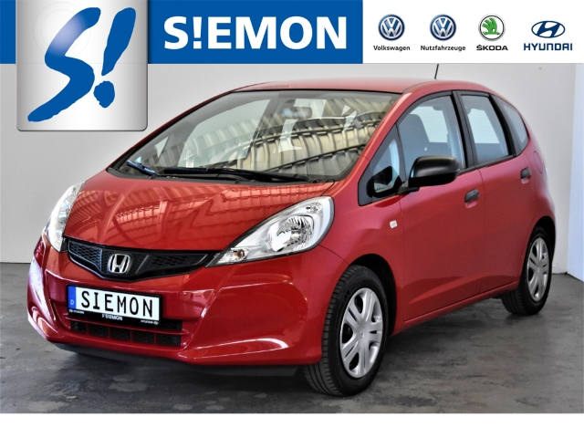 Honda Jazz 1.2 S Cool 1.Hand Klima Funk-ZV Radio-CD-MP, Jahr 2014, petrol