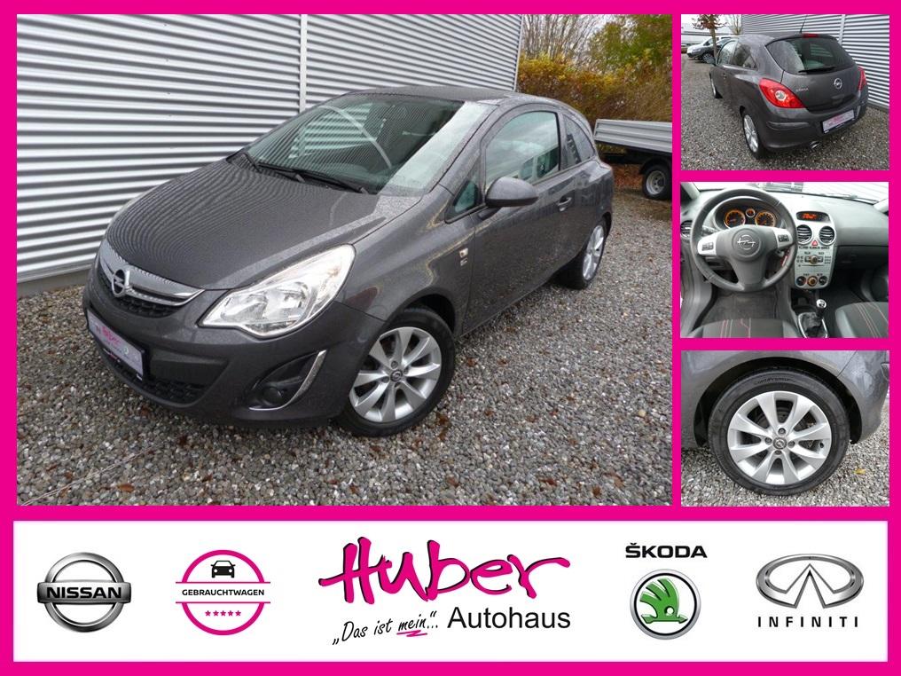 Opel Corsa D 1.4 150J Edit. Benzin 101PS(*WINTERP.*), Jahr 2012, Benzin