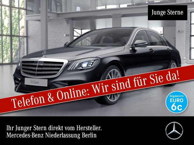 Mercedes-Benz S 400 d 4M AMG 360° Airmat Pano Multibeam Distr., Jahr 2018, Diesel