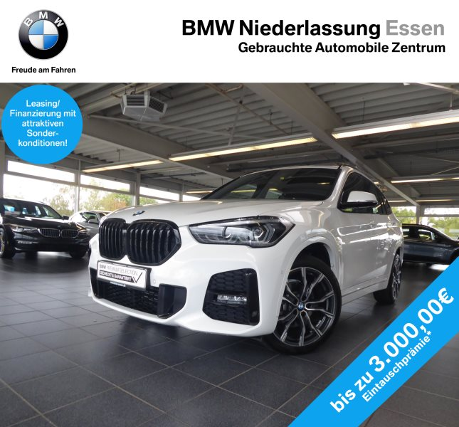 BMW X1 xDrive18d M Sportpaket, Jahr 2020, Diesel