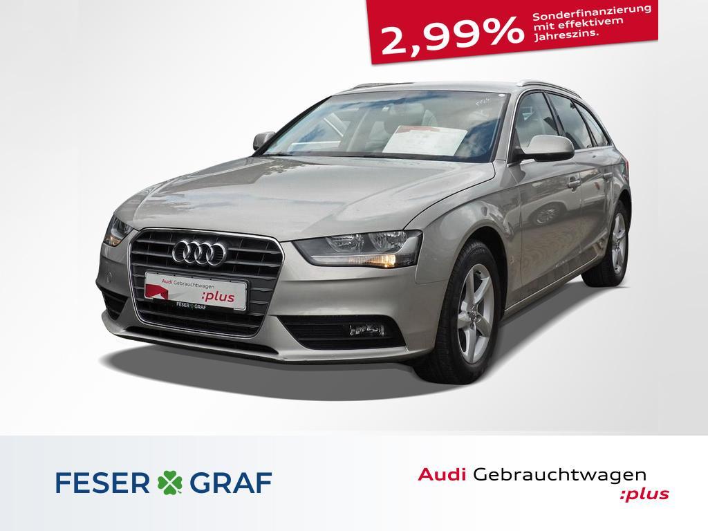 Audi A4 Avant 1.8 T Ambiente Multitronic eSitze Klima, Jahr 2014, Benzin