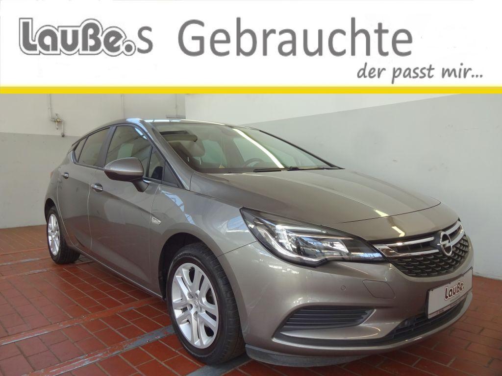Opel Astra 1.0 Turbo Easytronic, Sitz+Lhzg,PDC v+h, Jahr 2016, Benzin