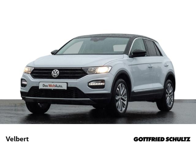 Volkswagen T-Roc 1.5 STYLE NAVI SHZ ACC RÜFA STANDHEIZUNG, Jahr 2020, Benzin