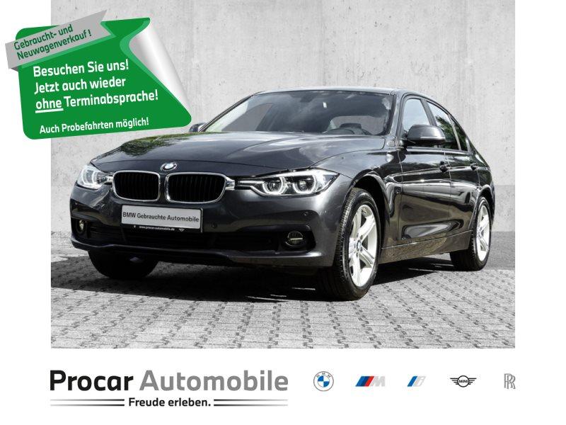 BMW 320d NAVI+LED+PDC+AUTOMATIK+LM17 +Fin ab 1,5%, Jahr 2017, Diesel