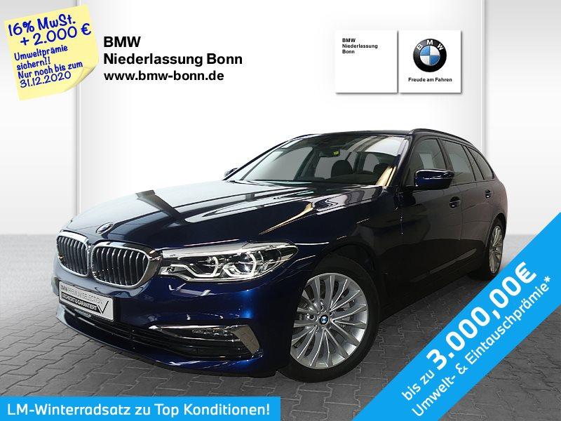 BMW 520d xDrive Touring Luxury Line, Jahr 2020, Hybrid_Diesel