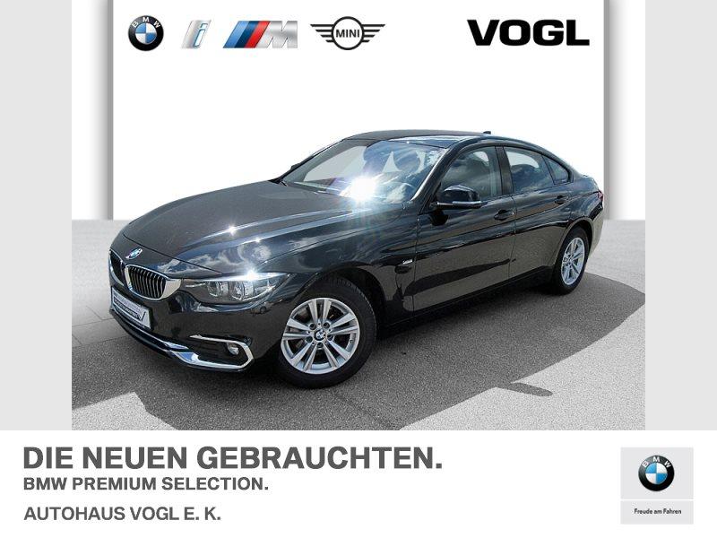 BMW 420d xDrive Gran Coupé Luxury Line Head-Up DAB, Jahr 2017, Diesel