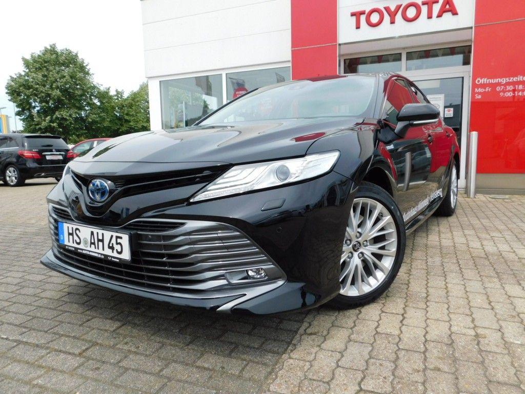 Toyota Camry Hybrid Executive*Leder*Navi*LED*PDC*, Jahr 2019, Hybrid