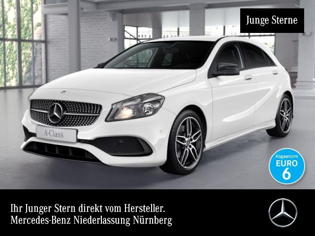 Mercedes-Benz A 220 4M AMG Exkl-Paket Night Kamera Navi PTS Temp, Jahr 2017, Benzin