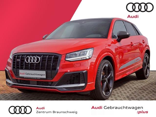Audi SQ2 TFSI quattro Pano Navi Leder GSD, Jahr 2019, Benzin