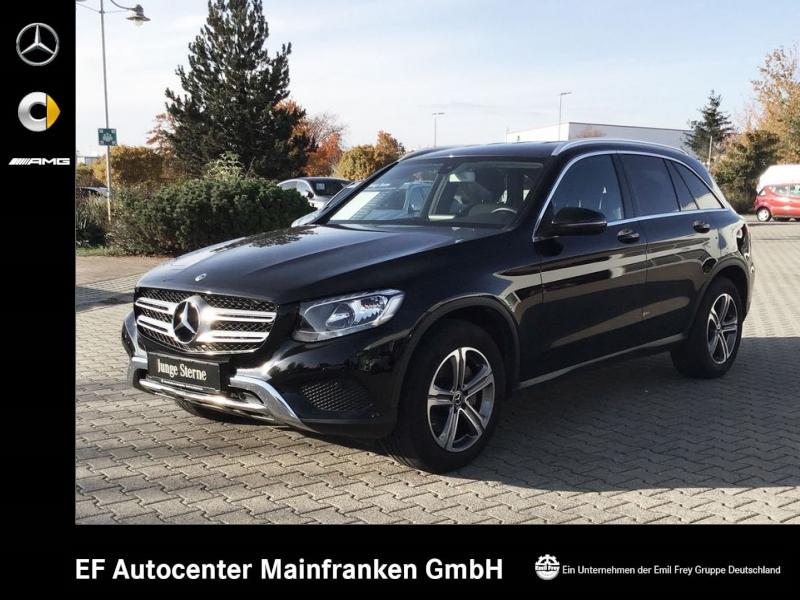 Mercedes-Benz GLC 220 d 4M G+OffRoad+Navi+AHK+ParkAssist+Sitzhzg, Jahr 2017, diesel