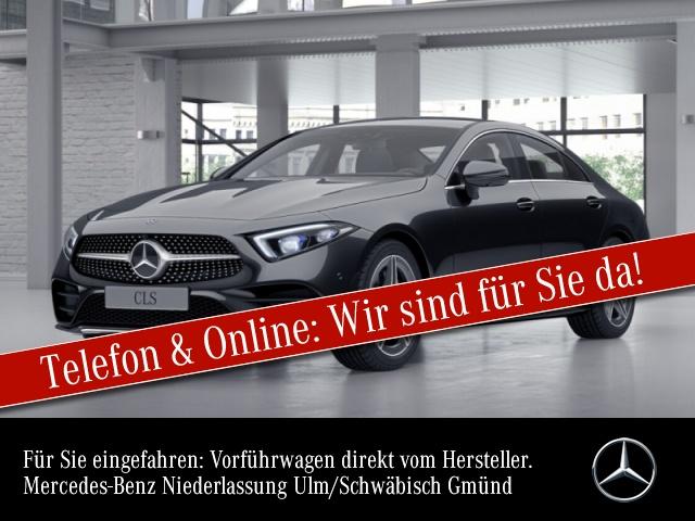 Mercedes-Benz CLS 300 d Cp. AMG WideScreen 360° Multibeam Distr, Jahr 2019, Diesel