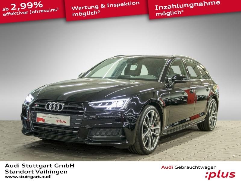 Audi S4 Avant 3.0 TFSI quattro LED Virtual Cockpit, Jahr 2017, petrol