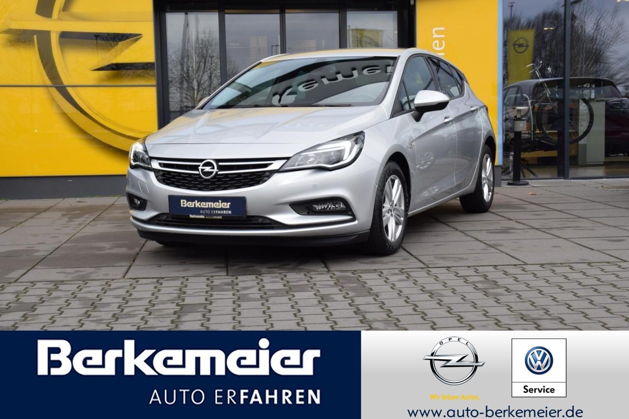 Opel Astra Active Automatik Sitzheizung/Lenkrad heizbar, Jahr 2017, Benzin