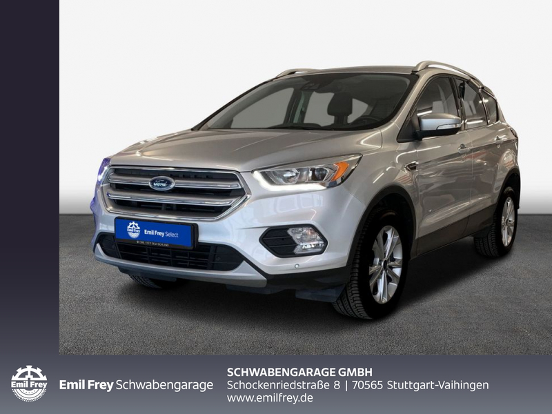 Ford Kuga 2.0 TDCi 4x4 Aut. Titanium AHK Navi RFK PDC, Jahr 2016, Diesel