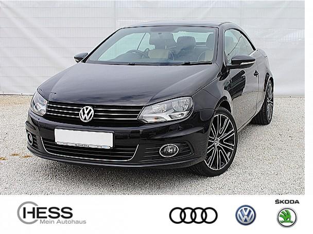 Volkswagen Eos 2.0 TDI Exclusive Klima, PDC, Sitzh., Sportsitze, uvm., Jahr 2014, Diesel