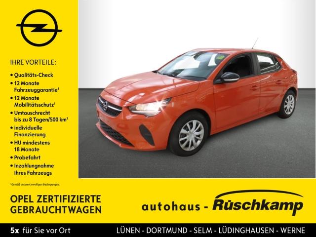 Opel Corsa F Edition 1.2 Parkpilot Garantie, Jahr 2020, Benzin