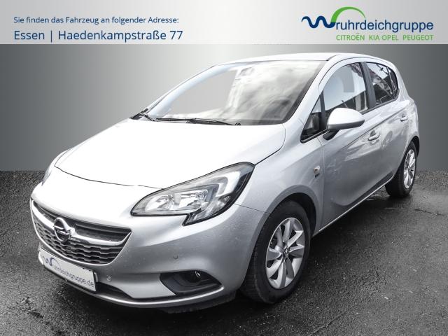 Opel Corsa E 120 Jahre 1.4+Klimaauto+PDC+SHZ+LHZ+NSW, Jahr 2019, Benzin