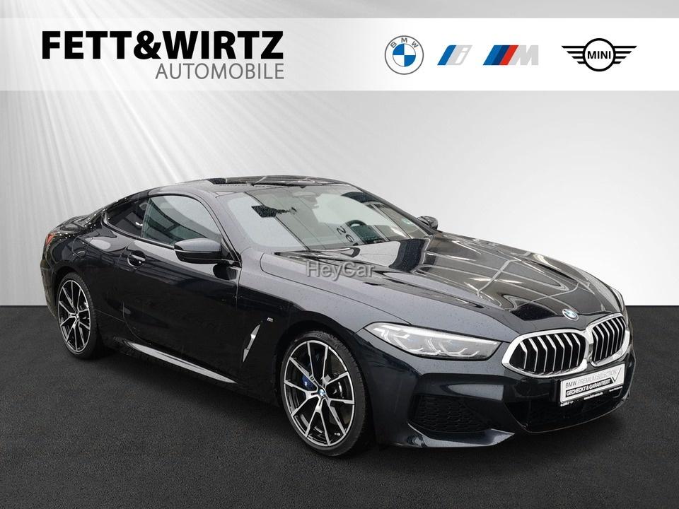 BMW 840d M Sport 20'' H/K Leas. ab 929,- br.o.Anz, Jahr 2020, Diesel