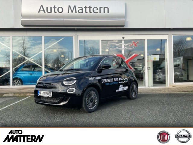 Fiat 500 e Icon, Winter-,Magic Eye-,Co Driver, Jahr 2020, Elektro