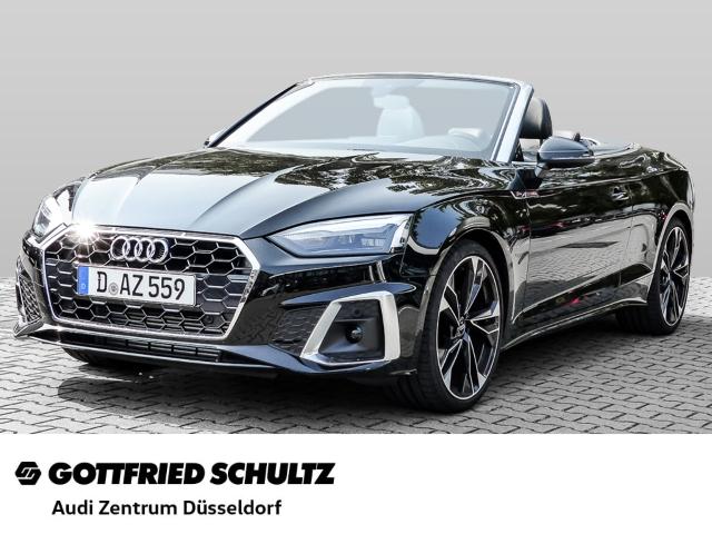 Audi A5 Cabrio S-Line 40 TFSI S Tronic, virtual cockpit Navigation, Audi virtual cockpit, S-LIne Interieur ver. Assistenzpakete, Jahr 2020, Benzin