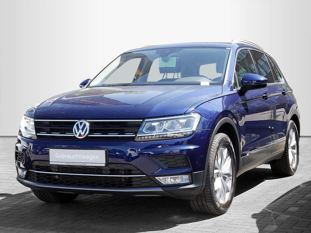 Volkswagen Tiguan 2.0TDI DSG Highline 4x4 STHZG NAVI, Jahr 2016, Diesel