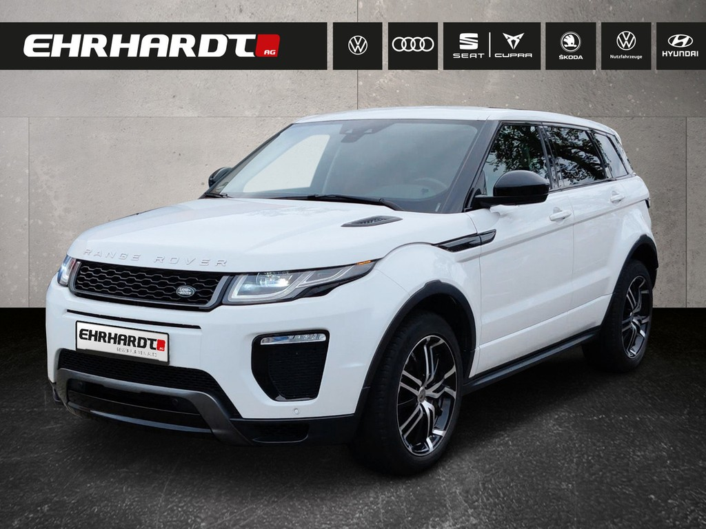Land Rover Range Rover Evoque Allrad*KAMERA*LED*NAVI, Jahr 2016, Diesel