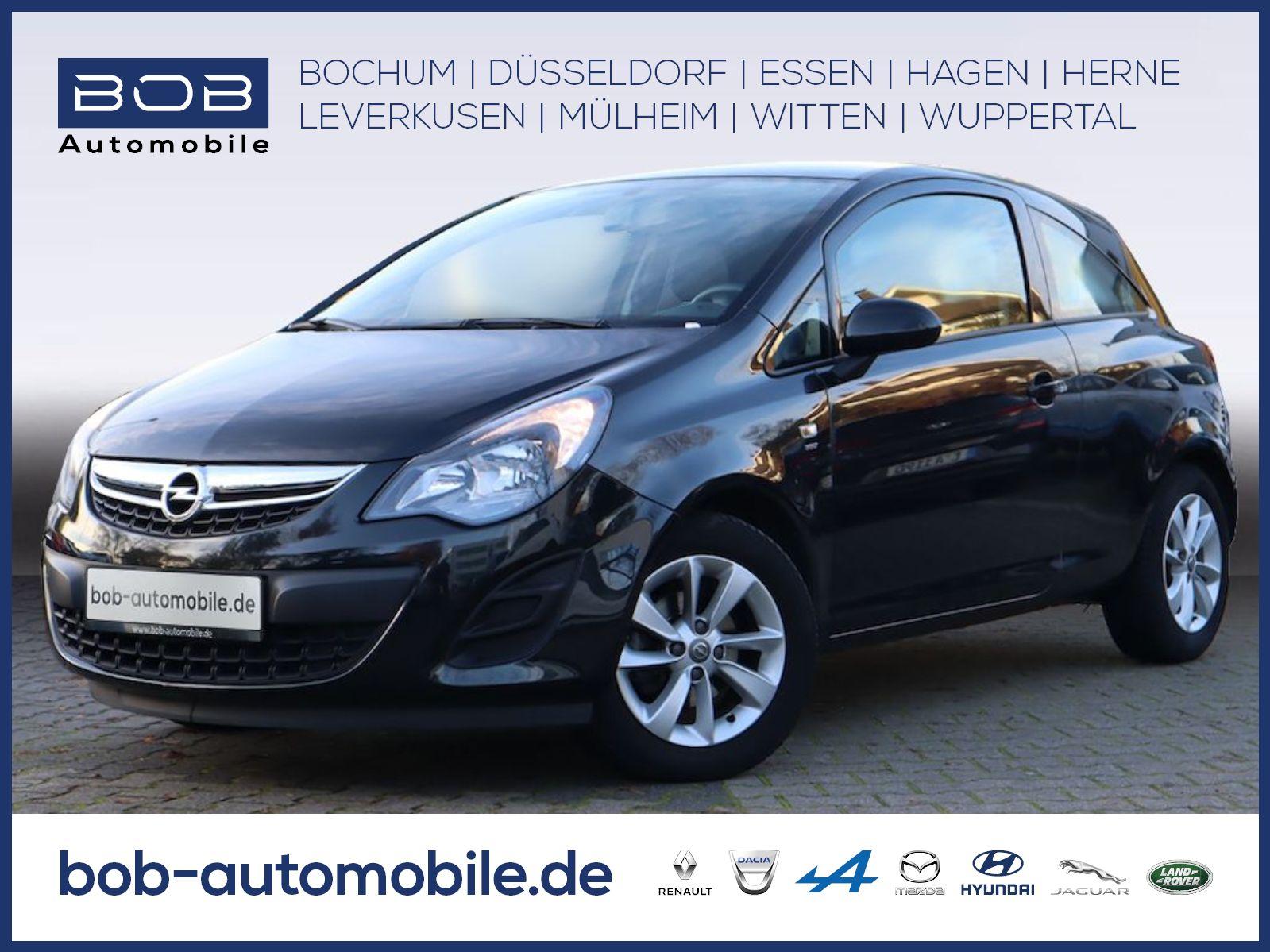 Opel Corsa 1.4 Energy KLIMA LM-Felgen eFH ESP, Jahr 2015, Benzin