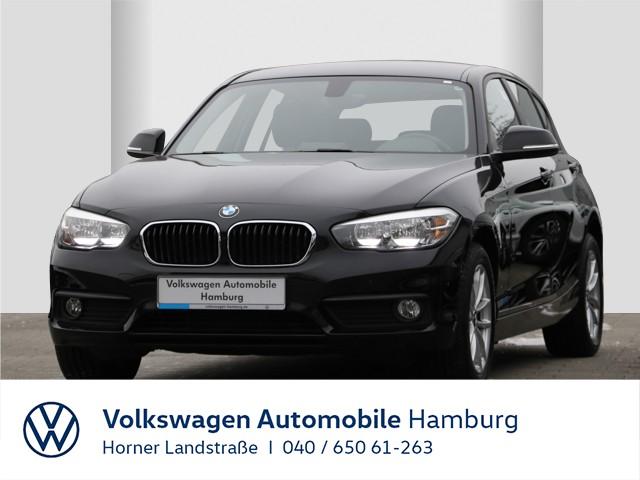 BMW 116 - 116 i Advantage Alu Sitzheizung Bluetooth, Jahr 2016, Benzin