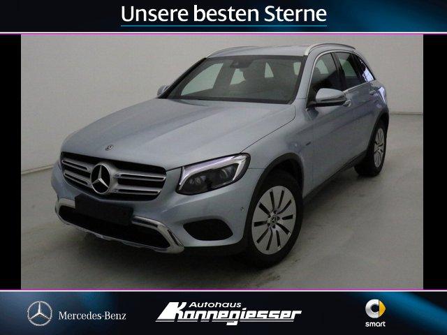 Mercedes-Benz GLC 350 e 4M*PLUG-IN-HYBRID*LED-ILS*KAMERA*AHK*, Jahr 2017, Hybrid