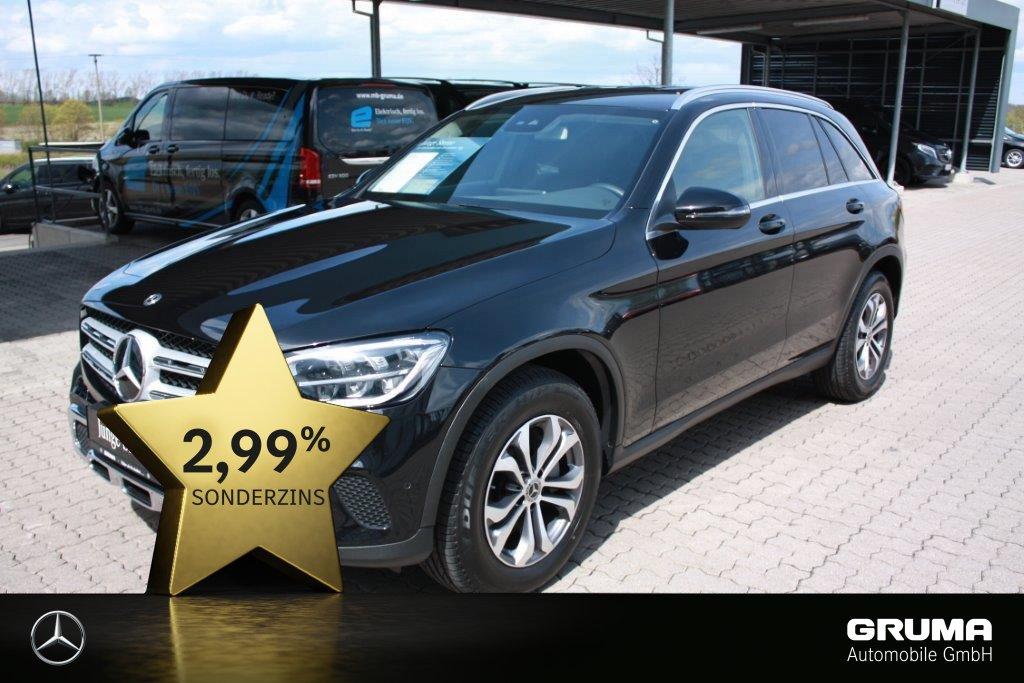 Mercedes-Benz GLC 200 d 4M 9G Business LED ParkPaket EasyPack, Jahr 2019, Diesel