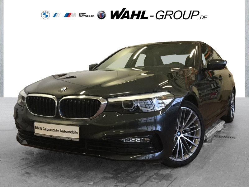 BMW 530d G30 Aut. Sport Line WLAN Navi Prof. Shz, Jahr 2017, Diesel