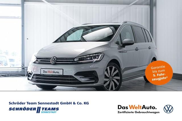 Volkswagen Touran 2.0 TDI DSG Highline R-Line Leder, Top Paket, AHK, DCC., Jahr 2020, Diesel