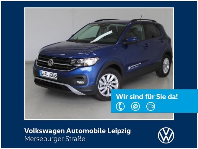 Volkswagen T-Cross 1.0 TSI Life *ACC*SHZ*PDC*, Jahr 2020, Benzin