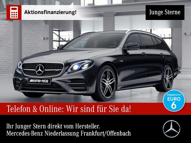 Mercedes-Benz E 43 AMG T 4M Wide.COM.Pano.Multi.Burm.get.Glas, Jahr 2017, Benzin