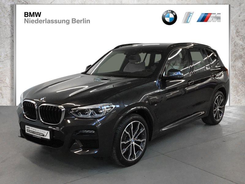 BMW X3 xDrive20d EU6d-Temp Aut. M Sport LED Navi GSD, Jahr 2020, Diesel