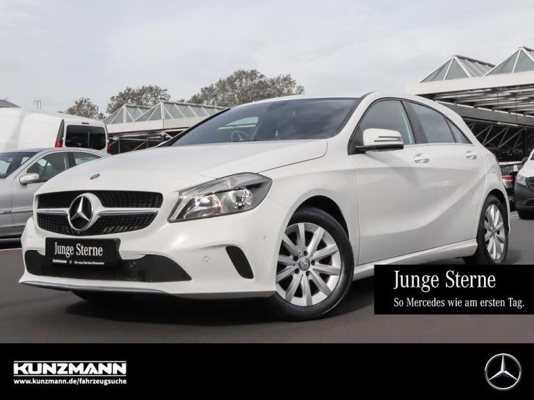 Mercedes-Benz A 180 d Style Navigation ParpPilot Klimaanlage, Jahr 2016, Diesel